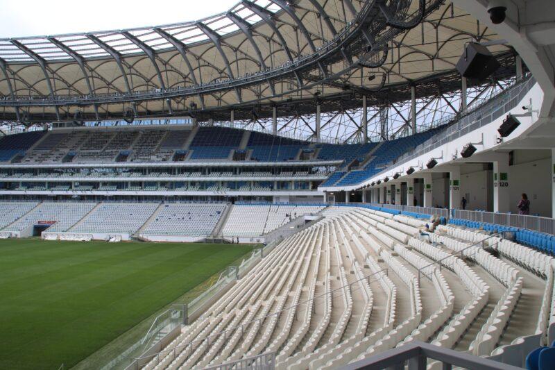 Жителей города приглашают на ночной забег по стадиону «Волгоград Арена»