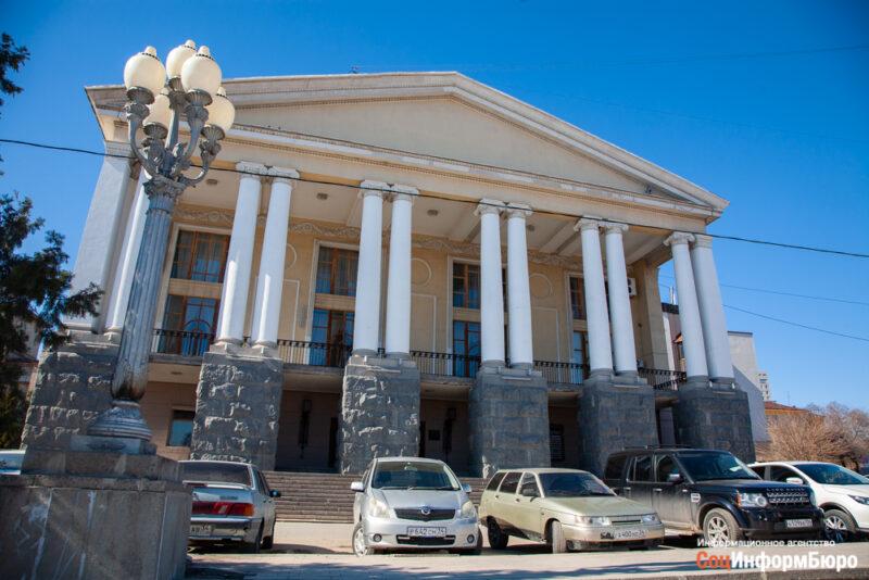 Волгоградский музыкальный театр рассчитывает на поддержку своих зрителей