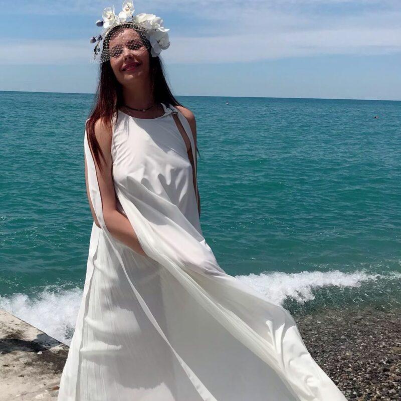 Оксану Федорову раскритиковали за наряд без белья