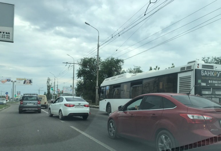 Стало известно, почему 22 июля жители южных районов Волгограда опоздали на работу