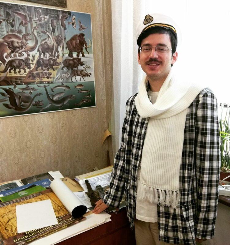 В Волгоградском краеведческом музее Остап Бендер проведет шахматный мастер-класс
