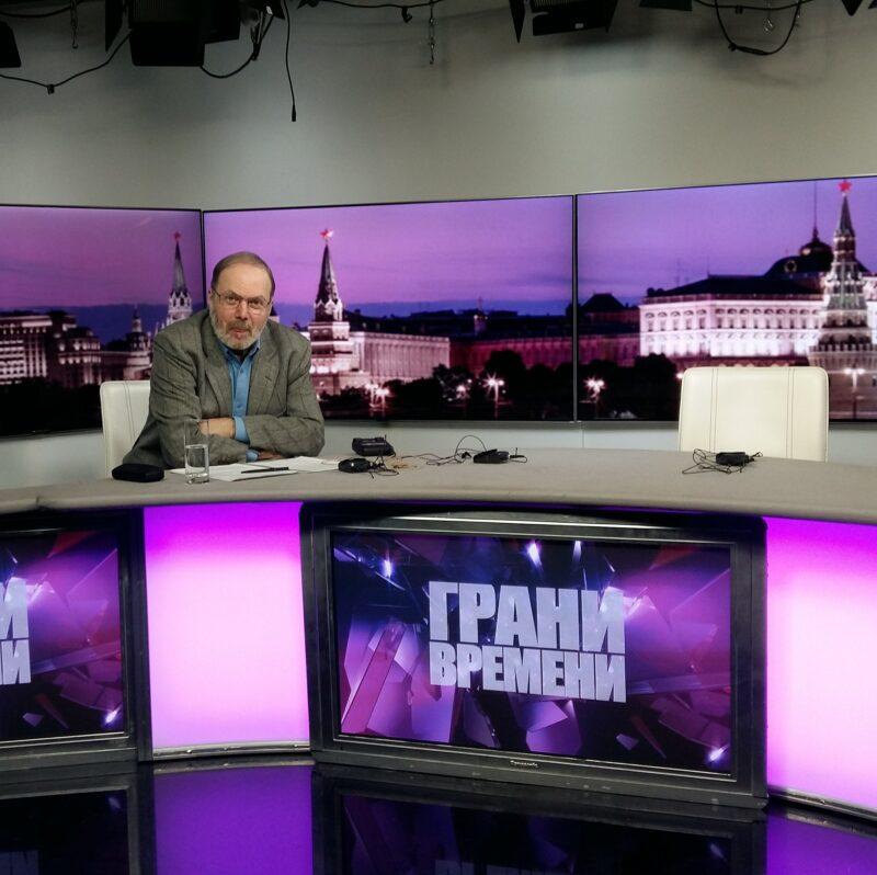 Умер журналист Владимир Кара-Мурза — старший