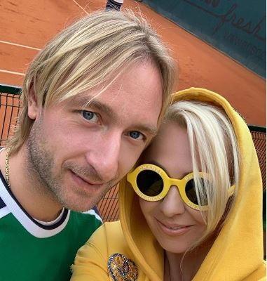 Сына Плющенко и Рудковской увезли на скорой после тренировки