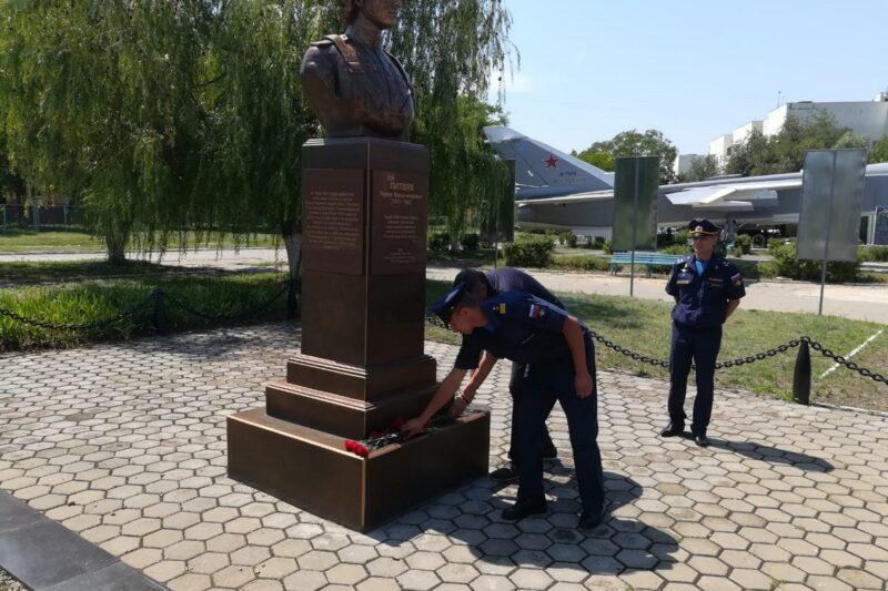 В регионе открыли бюсты русским летчицам Великой Отечественной войны