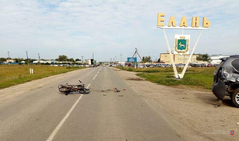 24-летний водитель мопеда погиб в ДТП с «Land Cruiser»