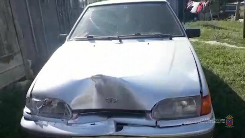 В Палласовке задержан сбивший насмерть женщину водитель