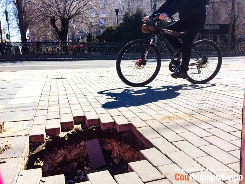 Волгоградская полиция возьмется за велосипедистов
