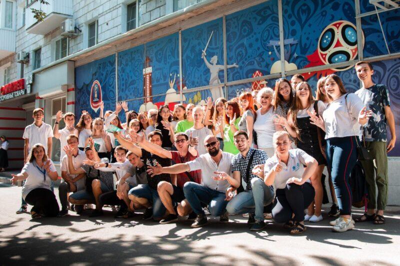Волгоградцев приглашают стать волонтерами Чемпионата Европы по футболу – 2020