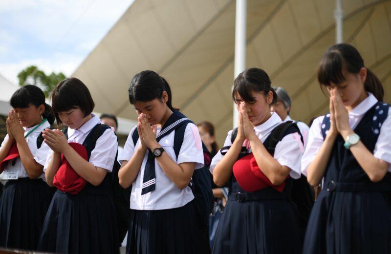 «Я призываю к сокращению ядерных боеприпасов»: мэр Нагасаки выступил на памятной церемонии