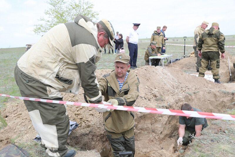 «Раскопки Сталинградской битвы»: в регионе стартует поисковая экспедиция