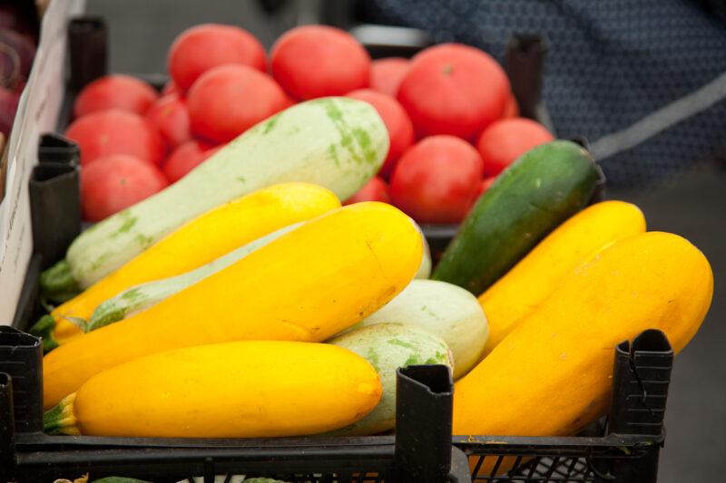 В регионе собрали более 100 тысяч тонн овощей