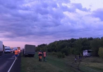 Число жертв жуткой аварии в Новоаннинском районе возросло до пяти человек
