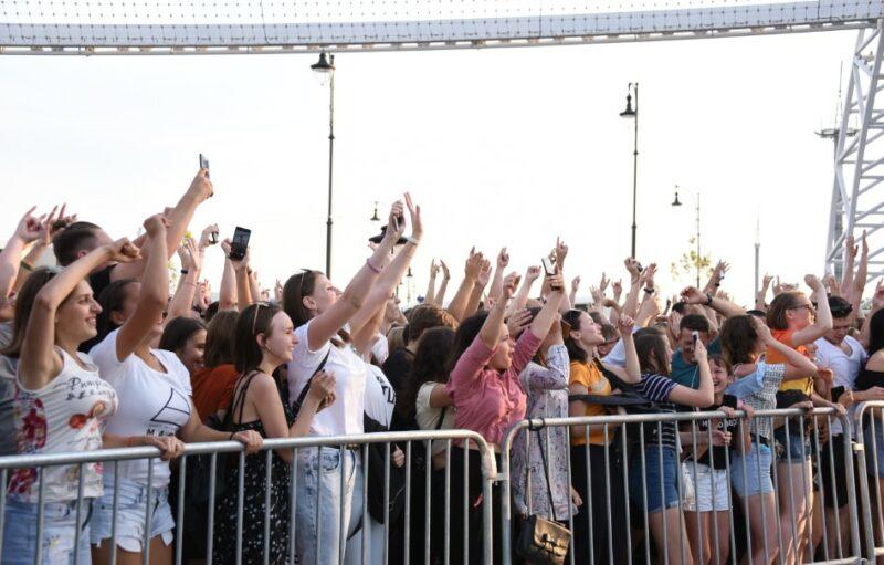 Фестиваль молодежи «Берег» собрал 47 тысяч человек