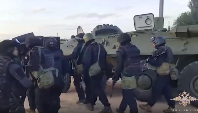Оцепили село: В Волгоградской области на преступников, действовавших в Татарстане, завели уголовное дело