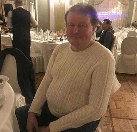 Николая Должанского избил любовник беременной жены