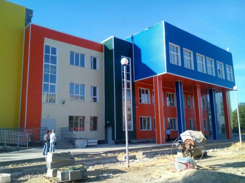 Детский сад по улице Даугавской сдадут к 30 ноября