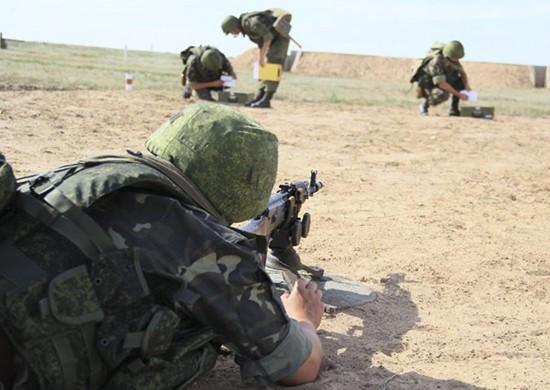 В регионе школьников подготовили к службе в спецназе
