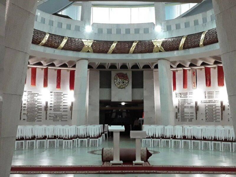 Инаугурация губернатора Волгоградской области пройдет в «Панораме»