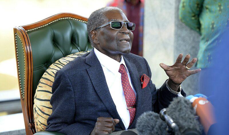 Смерть диктатора: не стало Роберта Мугабе