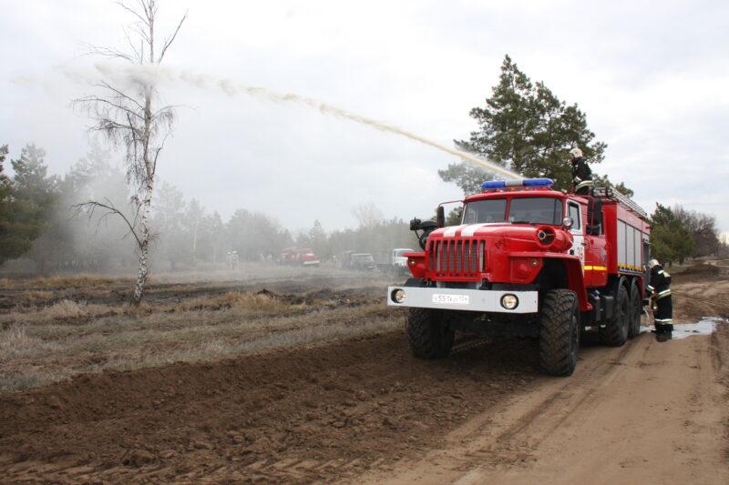 Лесничества Волгоградской области оснащаются новой спецтехникой