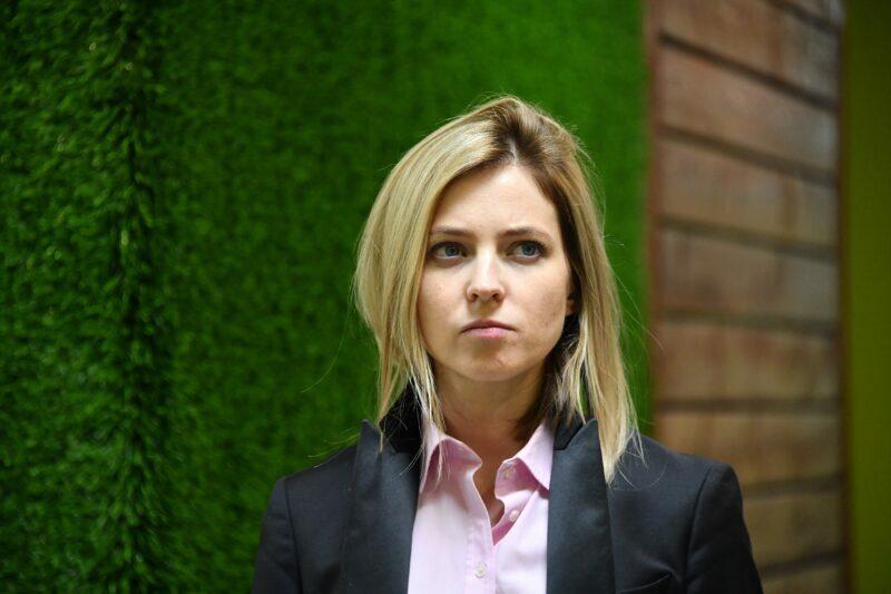 Роза Сябитова заявила, что личная жизнь 39-летней Поклонской зашла в тупик