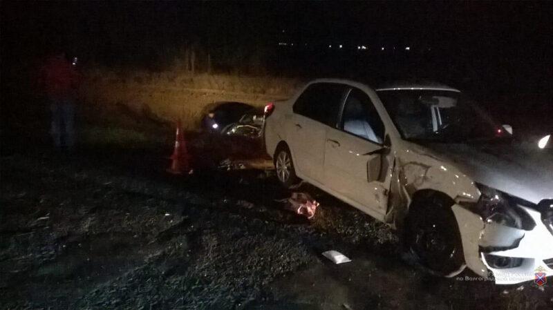 На трассе «Самара – Пугачев – Энгельс» произошло очередное лобовое ДТП