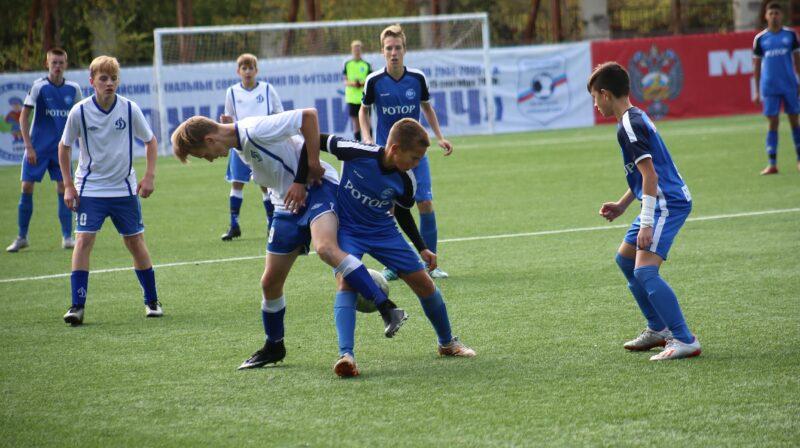 Академия «Ротора» выиграла Кубок РФС