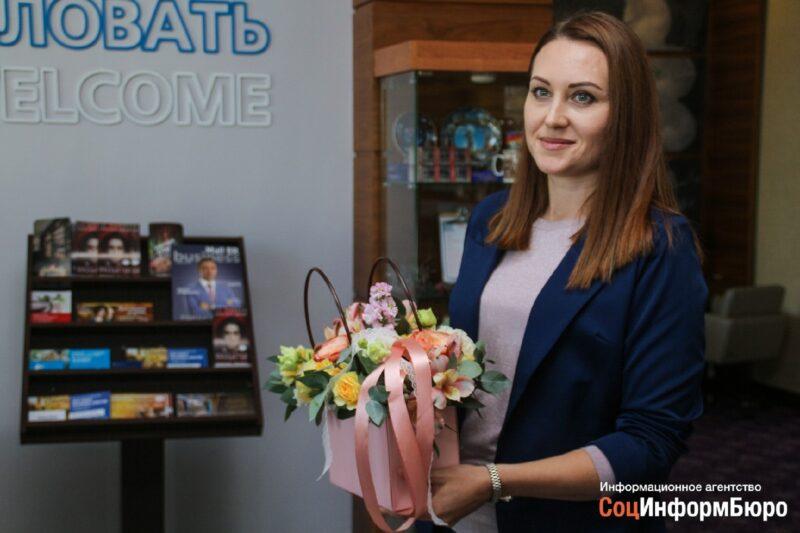 900 тысяч не предел: Волгоград встречает юбилейного туриста