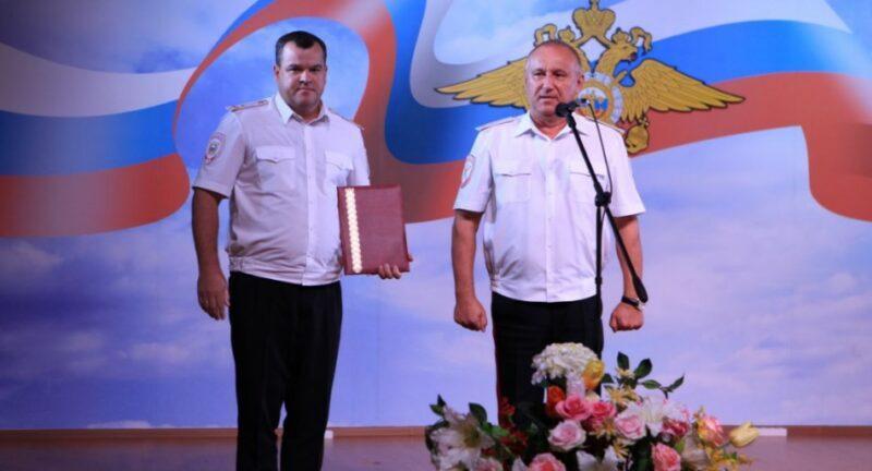 В Волгограде отметили 300-летнюю годовщину со дня образования подразделения по вопросам миграции МВД России