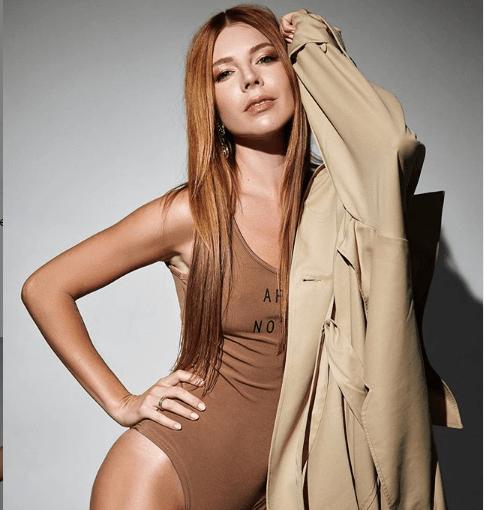 37-летняя Наталья Подольская сравнила себя с Джениффер Лопез