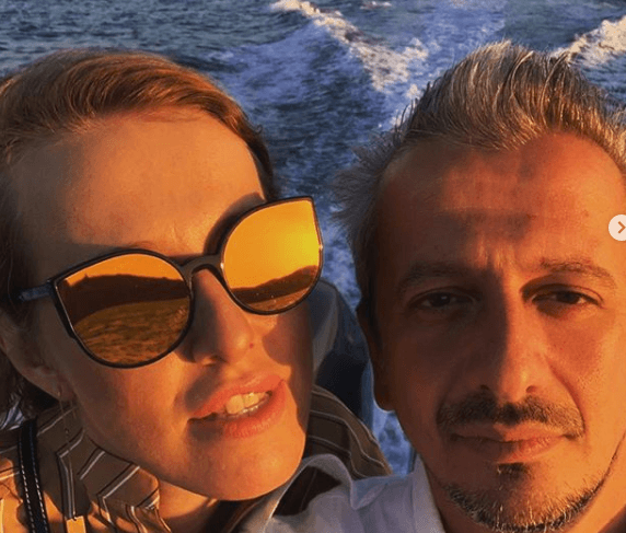 44-летний Константин Богомолов перед свадьбой с Собчак сбросил 18 кило