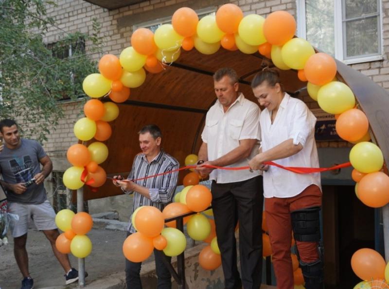 Чемпионка России по самбо и дзюдо открыла в Волжском спортивный клуб