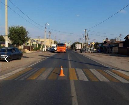 Под Волгоградом задержан водитель, который сбил на трассе 10-летнего мальчика