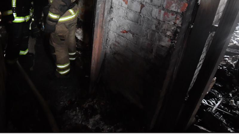 В кафе под Волгоградом погиб замерзший работник, трое пострадали