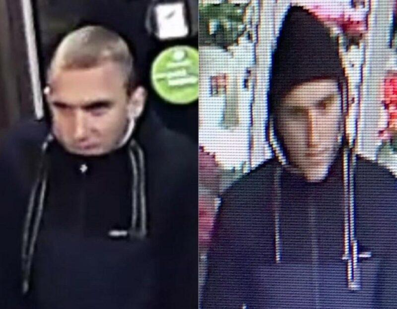 В Волгограде разыскиваются двое грабителей