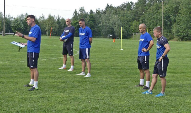 СК «Ротор» досрочно расторгает договор со старшим тренером Павлом Могилевским