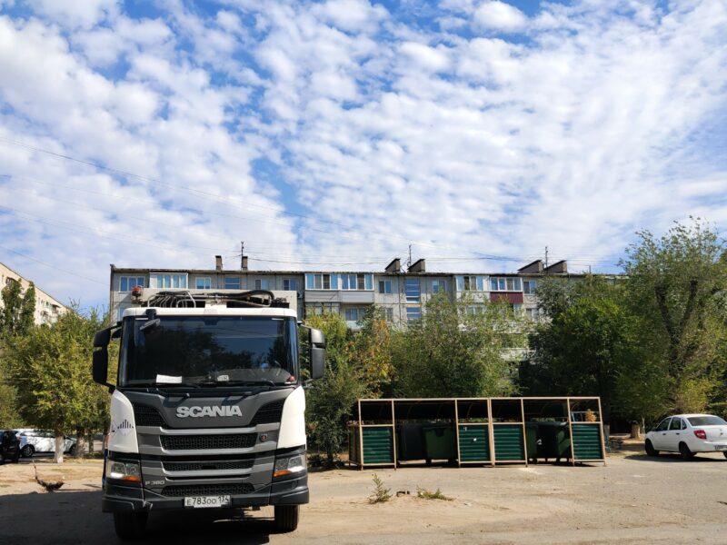 Более 28 тысяч контейнеров для мусора установлено в Волгоградской области