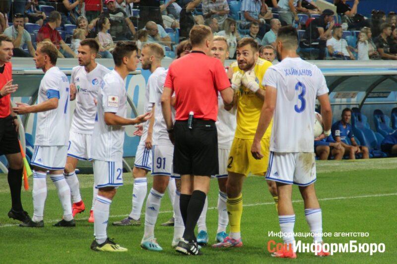 Футболисты «Ротора» заступились за уволенных тренеров