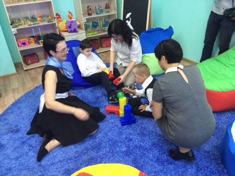 В Волгограде открылся центр комплексной помощи для детей