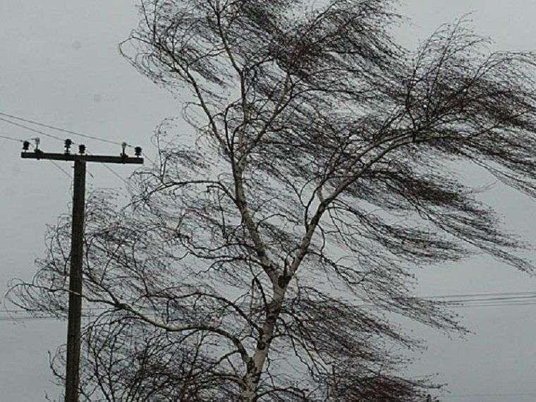 В Волгограде ветер усилится до 21 м/с