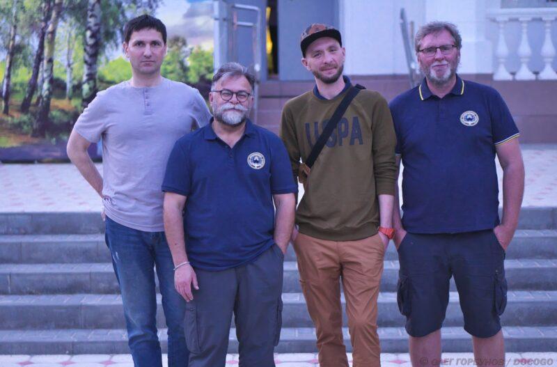 Автор и ведущий фильма «Дон. Великие реки России» Владимир Плешаков умер после съемок под Волгоградом