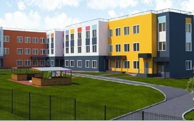 В Волгограде построят детский сад со студией театральной деятельности