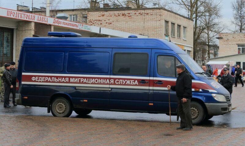 В Волгоградской области продолжаются задержания нелегальных мигрантов