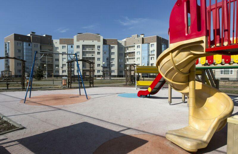Мэрия Волгограда объявила о приеме предложений по благоустройству дворов