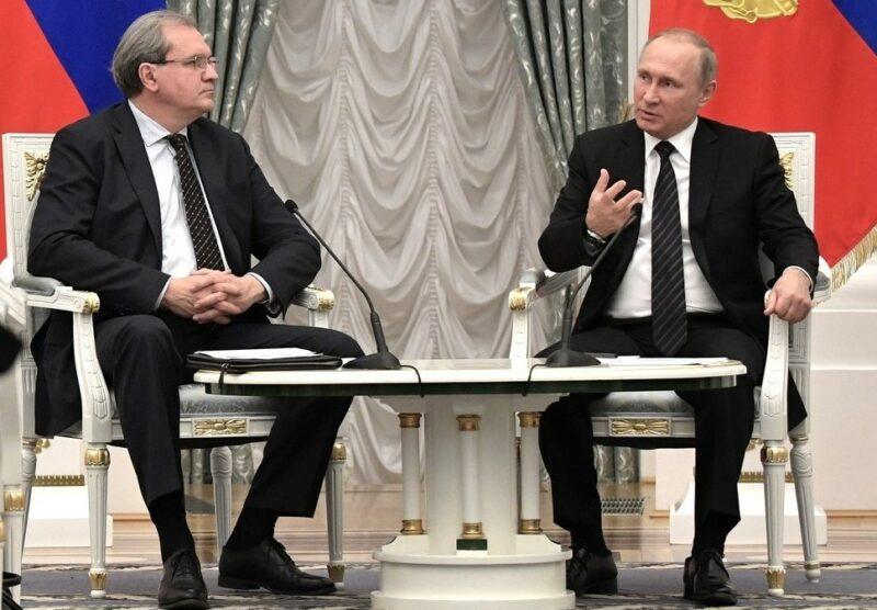 Владимир Путин назначил журналиста Валерия Фадеева председателем СПЧ