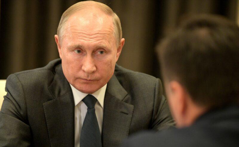 В Кремле поставили очередную точку в вопросе транзита газа через Украину