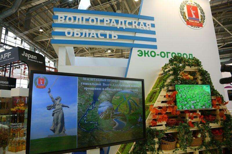 Выставка «Золотая Осень» принесла Волгоградской области 47 золотых медалей