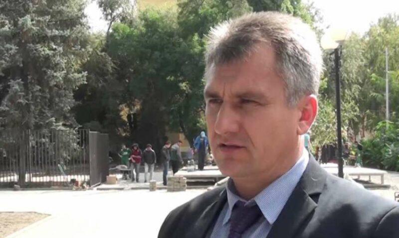 Владимир Матасов покинул пост главы Центрального района Волгограда