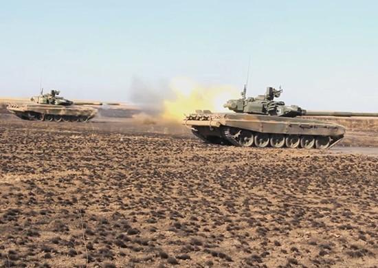 В регионе стали интенсивнее готовить танкистов