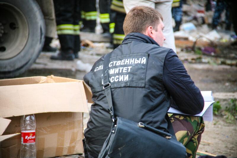 В Дзержинском районе при пожаре в коммуналке погибли трое